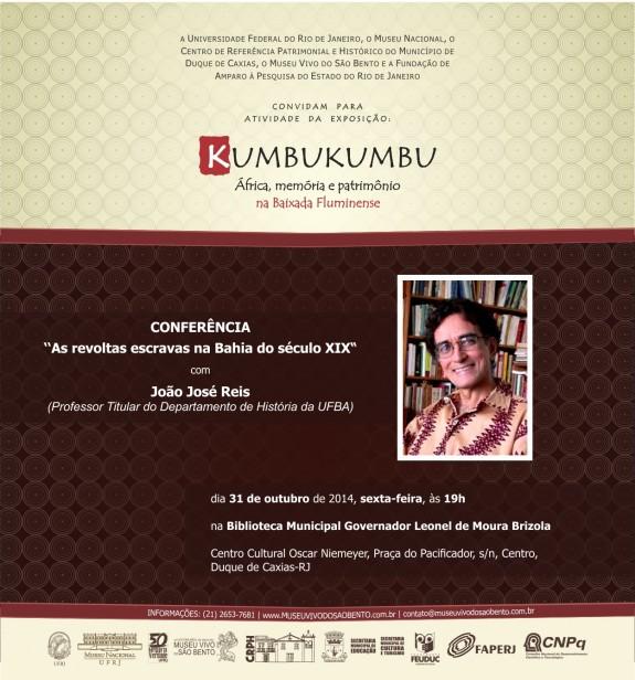 convite conferencia kumbukumbu