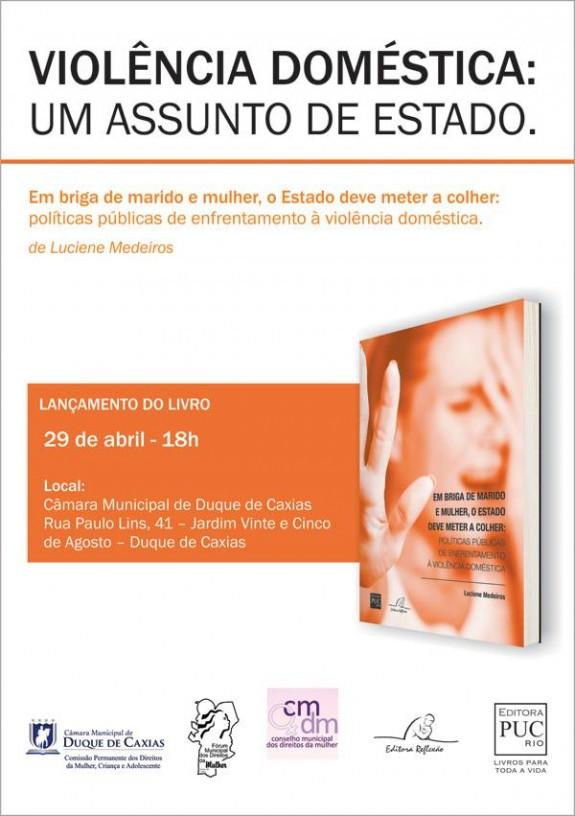 Convite Livro Luciene